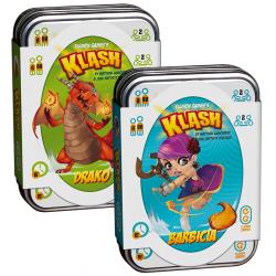 Klash - Barbicia VS Drako (PACK 2 Joueurs)