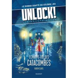 Unlock! Les Escape Geeks - Échappe-toi des catacombes !