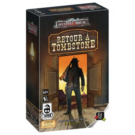 Mystery House : Retour à Tombstone