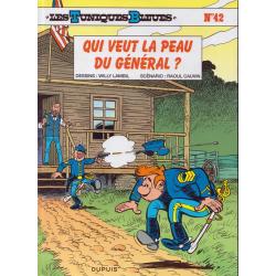 Tuniques Bleues (Les) - Tome 42 - Qui veut la peau du Général ?