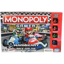 Monopoly Gamers Mario Kart