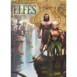 Elfes - Tome 27 - Les Maîtres Ogham