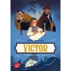 Victor - L'indomptable Hugo - Poche