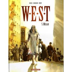 W.E.S.T - Tome 5 - Megan