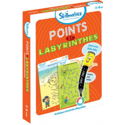 Points et Labyrinthes