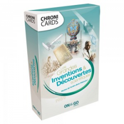 """Chronicards """"Inventions et découvertes"""""""