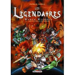 Légendaires (Les) - Tome 23 - World without - Les Cicatrices du monde