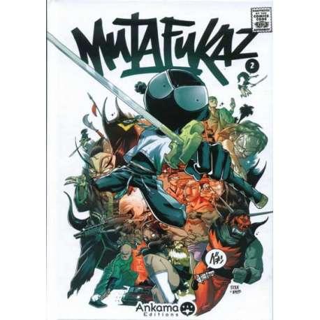 Mutafukaz - Tome 2 - Troublants trous noirs