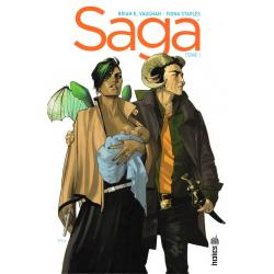 Saga - Tome 1 - Tome 1