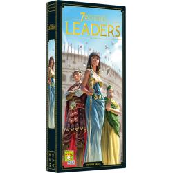 7 Wonders : Leaders (Nouvelle Éd. 2020)