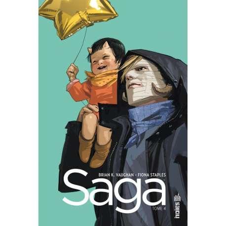 Saga - Tome 4 - Tome 4