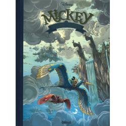 Mickey (collection Disney / Glénat) - Tome 12 - Mickey & la Terre des anciens