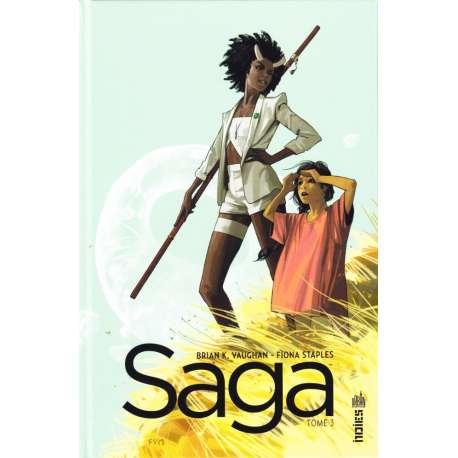 Saga - Tome 3 - Tome 3