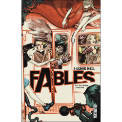 Fables (Urban Comics) - Tome 1 - Légendes en exil