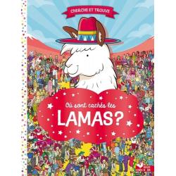 Où sont cachés les lamas ? - Album