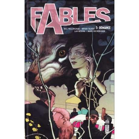 Fables (Urban Comics) - Tome 3 - Romance