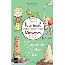 3 histoires de Victor et Ada - Coffret en 3 volumes