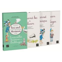 3 nouvelles histoires de Balthazar - Coffret en 3 volumes