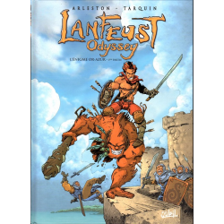 Lanfeust Odyssey - Tome 1 - L'énigme Or-Azur - 1re partie