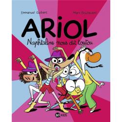 Ariol (2e Série) - Tome 16 - Naphtaline nous dit toutou