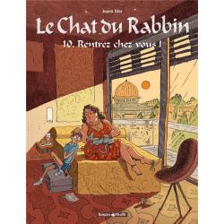 Chat du Rabbin (Le) - Tome 10 - Rentrez chez vous !
