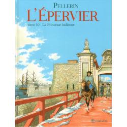 Épervier (L') (Pellerin) - Tome 10 - La Princesse indienne