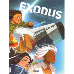 Exodus Manhattan - Tome 2 - Tome 2