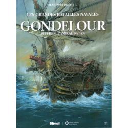 Grandes batailles navales (Les) - Tome 15 - Gondelour
