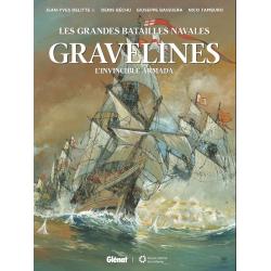 Grandes batailles navales (Les) - Tome 16 - Gravelines - l'invincible armada