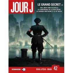 Jour J - Tome 42 - Le Grand Secret 1/3