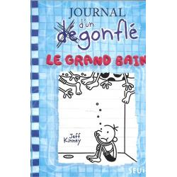 Journal d'un dégonflé - Tome 15 - Le gand bain