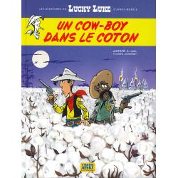 Lucky Luke (Les aventures de) - Tome 9 - Un cow-boy dans le coton