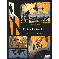 Rendez-vous avec X - Tome 5 - Vietnam 1954 - Diên Biên Phu