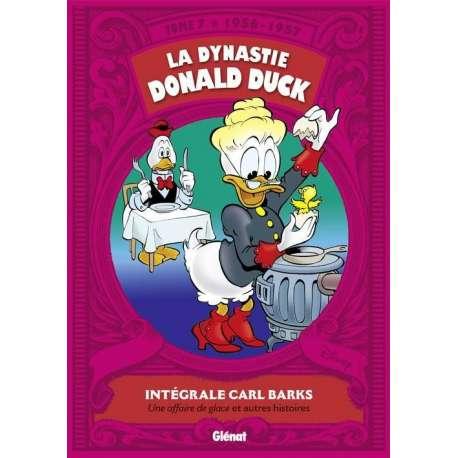 Dynastie Donald Duck (La) - Tome 7 - Une affaire de glace et autres histoires