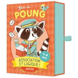 Jeu du Poung - Association et logique