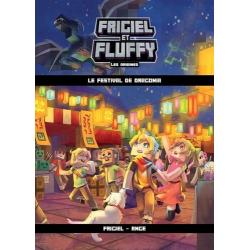 Frigiel et Fluffy : Les origines - Tome 3