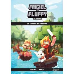 Frigiel et Fluffy : Les origines - Tome 1