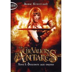 Les chevaliers d'Antarès - Tome 1