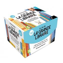 Le jeu de la Grande Librairie - Avec 250 cartes et 1 dé