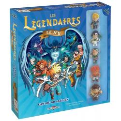 Les Légendaires : le jeu - L'antre du gardien - Grand Format