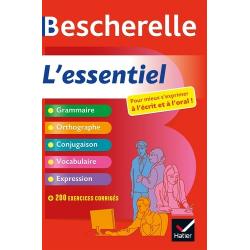 Bescherelle L'essentiel - Pour mieux s'exprimer à l'écrit et à l'oral - Grand Format