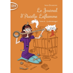 Le Journal d'Aurélie Laflamme - Tome 6
