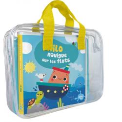 Milo navigue sur les flots - Avec 1 figurine en plastique - Album