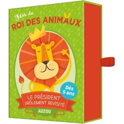 Jeu du roi des animaux - Le Président drôlement revisité