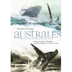 Australes, deux récits du monde au bout du monde