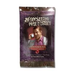Lieutenant Jackson - Négociateur Prise d'Otages