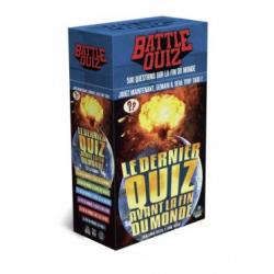 Battle Quiz : Le Dernier Quiz avant la Fin du Monde