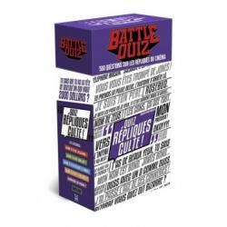 Battle Quiz : Repliques Cultes