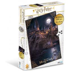 (1000 Pièces) - Harry Potter - Poudlard