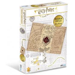 (1000 Pièces) - Harry Potter - Carte du Maraudeur